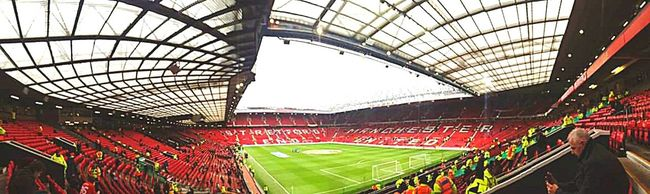 Theatre Of Dreams Old Trafford Manchester Manchester United Manchesterunited Football Footy Soccer Stadium Football Stadium Soccer Game Soccer Stadium Panoramic Views Panoramic Panoramic Photography Panoramic View Empty Pre Match Manchester United Soccer Match Sports Photography From My Point Of View Photographer Life Through A Lens Taking Photos