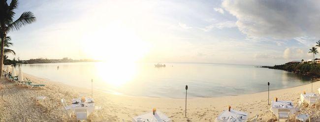 Beautiful beach Bermuda