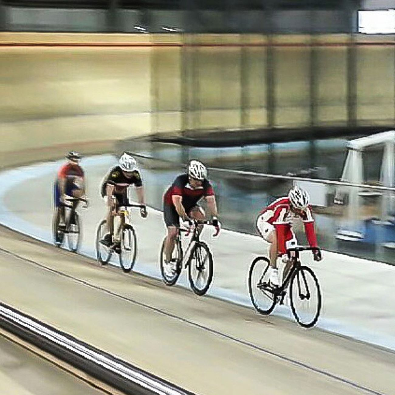 Pushing through at the Mattamy Velodrome this evening. That is me in second position. Hard tonight after being up 14 hours.Torontofixed Fixedgear Trackcycling Trackbikes Jamisbikes Sonik Aerospoke Ridingtheboards Mattamynationalcyclingcentre Milton Ontario Canada Fast Paceline Aero Hurting Fit Fitness Gettingthere Getoutanddoit Photography Digitalphotography Lovetotakepictures Rrhurstphotography Latowphotographersguild