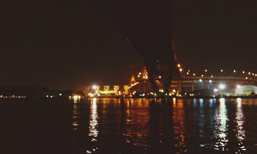 Under the bridge Cities At Night