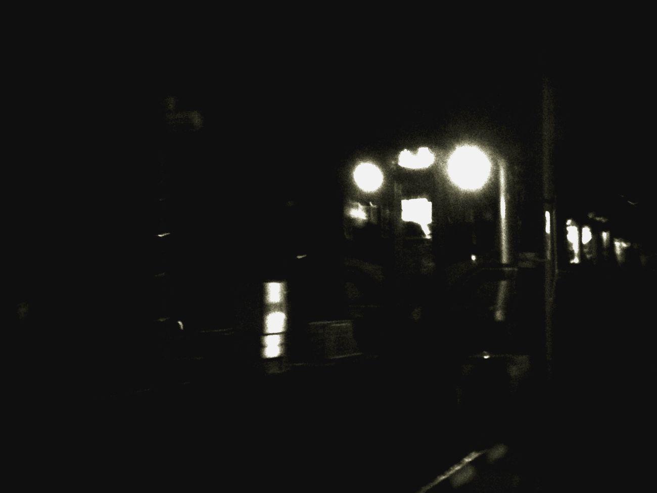 さぁっ!東京に帰省しますよぉ〜〜っ( ̄∇ ̄) Night Dark JR Senzan Line Homecoming Train Railroad Crossing Sendai Miyagi Go To Tokyo Hello World