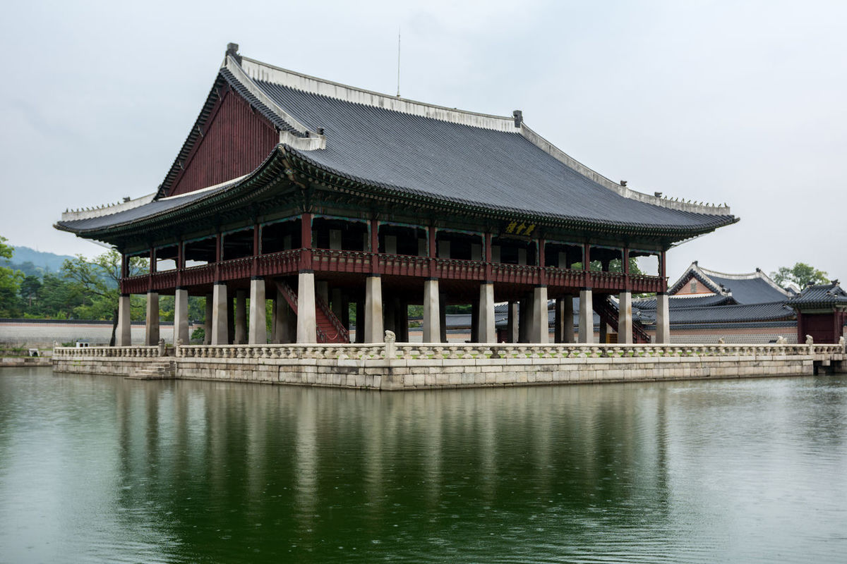 Gyeongbokgung in Seoul South Korea Architecture ASIA Building Exterior City Colors Followme Gyeongbokgung Gyeongbokgung Palace, Seoul Joseon Dynasty Korean Landmark Museum Old Palace South Korea Temple Tourist