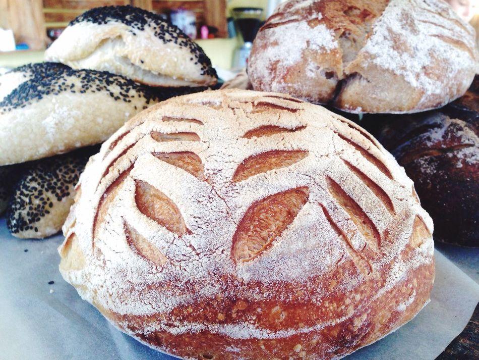 Bread Best Bread In Town Fresh Bread Park Konditori Tasty Sweden Bromma Coffee