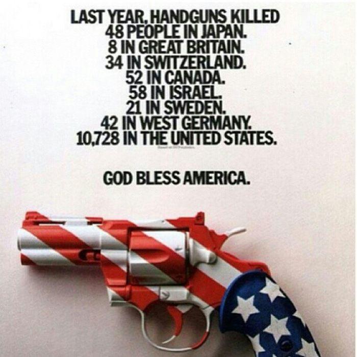 Godblessamerica StopTheViolence USA