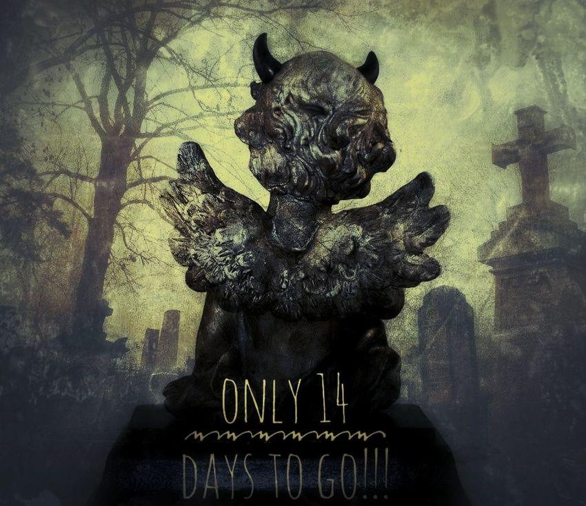 Cemetery No People Wiccan Pagan Halloween Ilovehalloween Creativity Fantasy Darkdecors.com Angel Demon Do What You Love