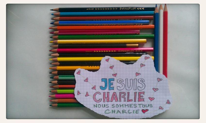 Je Suis Charlie CHARLISEE Berlin