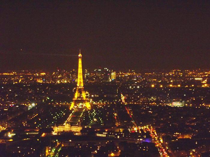 Paris Missing Paris Too Much Night Lights