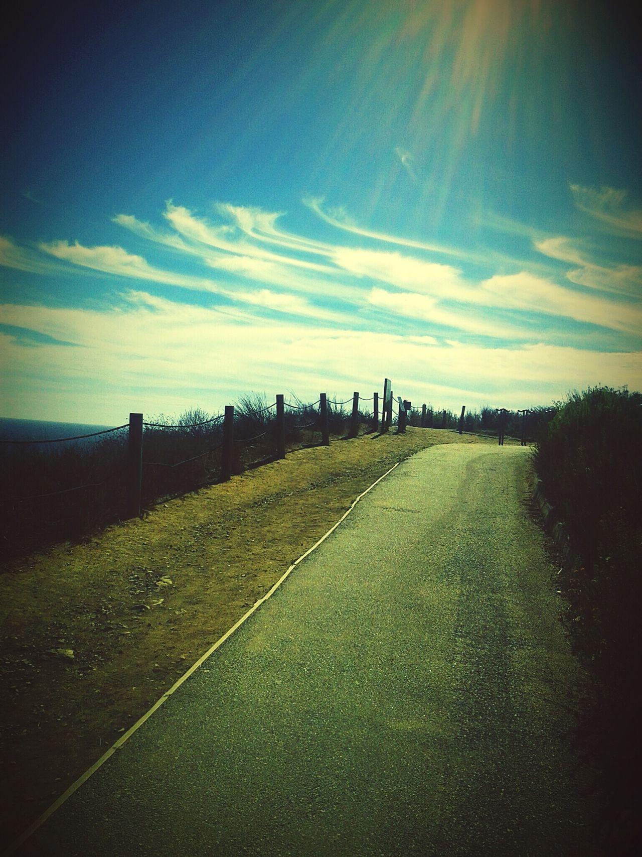 Taking a stroll through the trails by Terranea resort Socal!Feel The Journey First Eyeem Photo