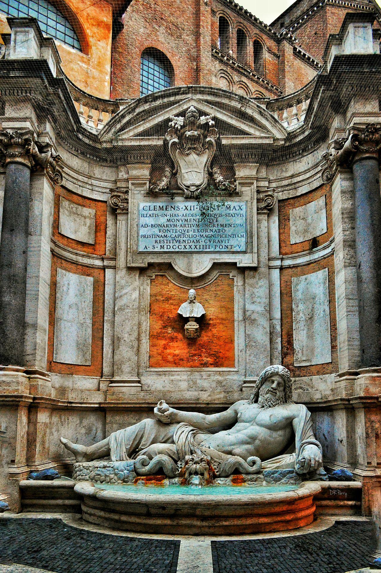 """Permanent Repose"" - Museo Capitolini - Roma Roma Rome Italia Italy Photobydperry Museum Museo Museocapitolini Statue"