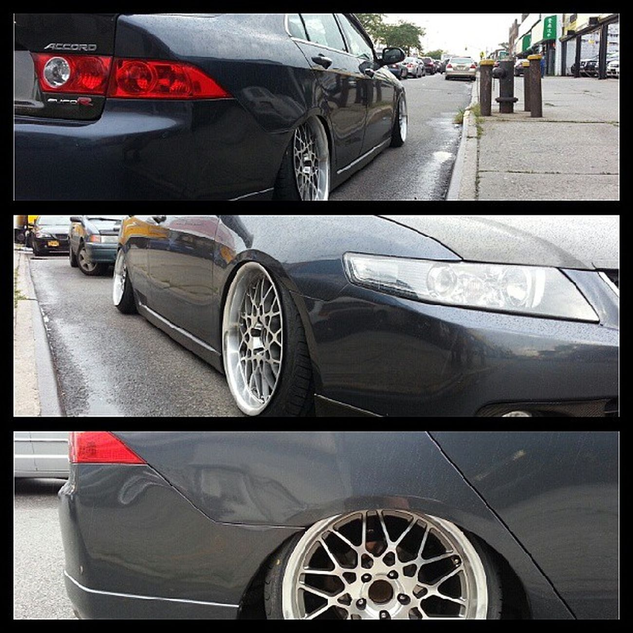 Sitting low. Nycalive Projectjdm Tucking Lowcarproblems low accord acura hondalife honda_tuning hondalove hondaday honda tsx euroaccord allstarwheels @projectjdmny lowstanceny lowstance queens woodside queensblvd