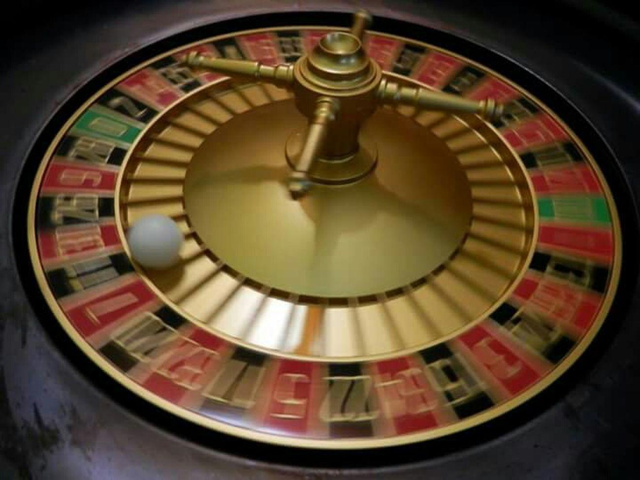 Feeling Lucky? Roulette