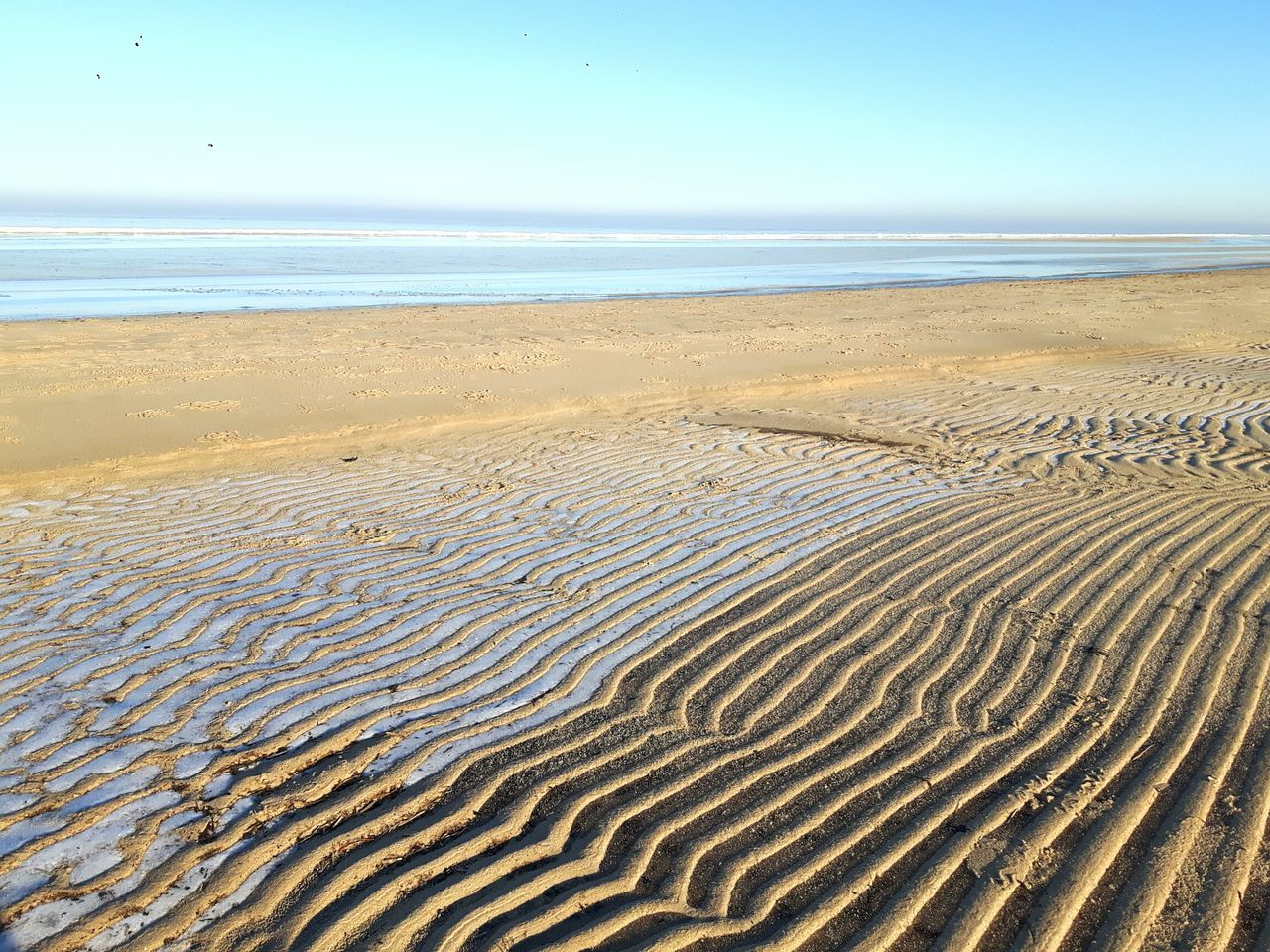 💎🌬❄🌊 February10th Sea Freshness Garciems Beach Clear Sky Beauty In Nature Nature Horizon Over Water Sand Frozen Frost Frosty Mornings Sky Landscape Water No People Snow Traveling Baltic Sea Cold Temperature Betterlandscapes Clear Sky Frozen Water February