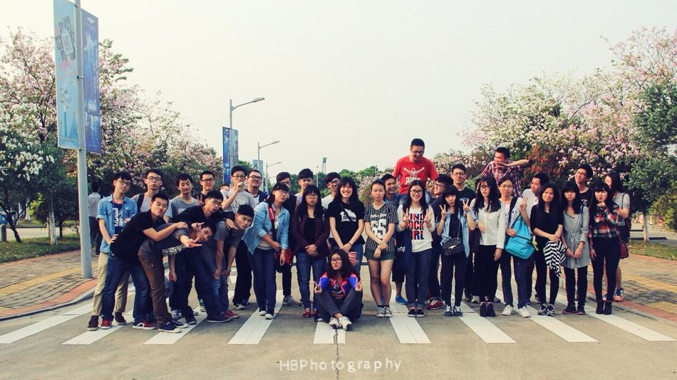 Nice to meet u.。 We Are Family It's My Life! HBPhotography
