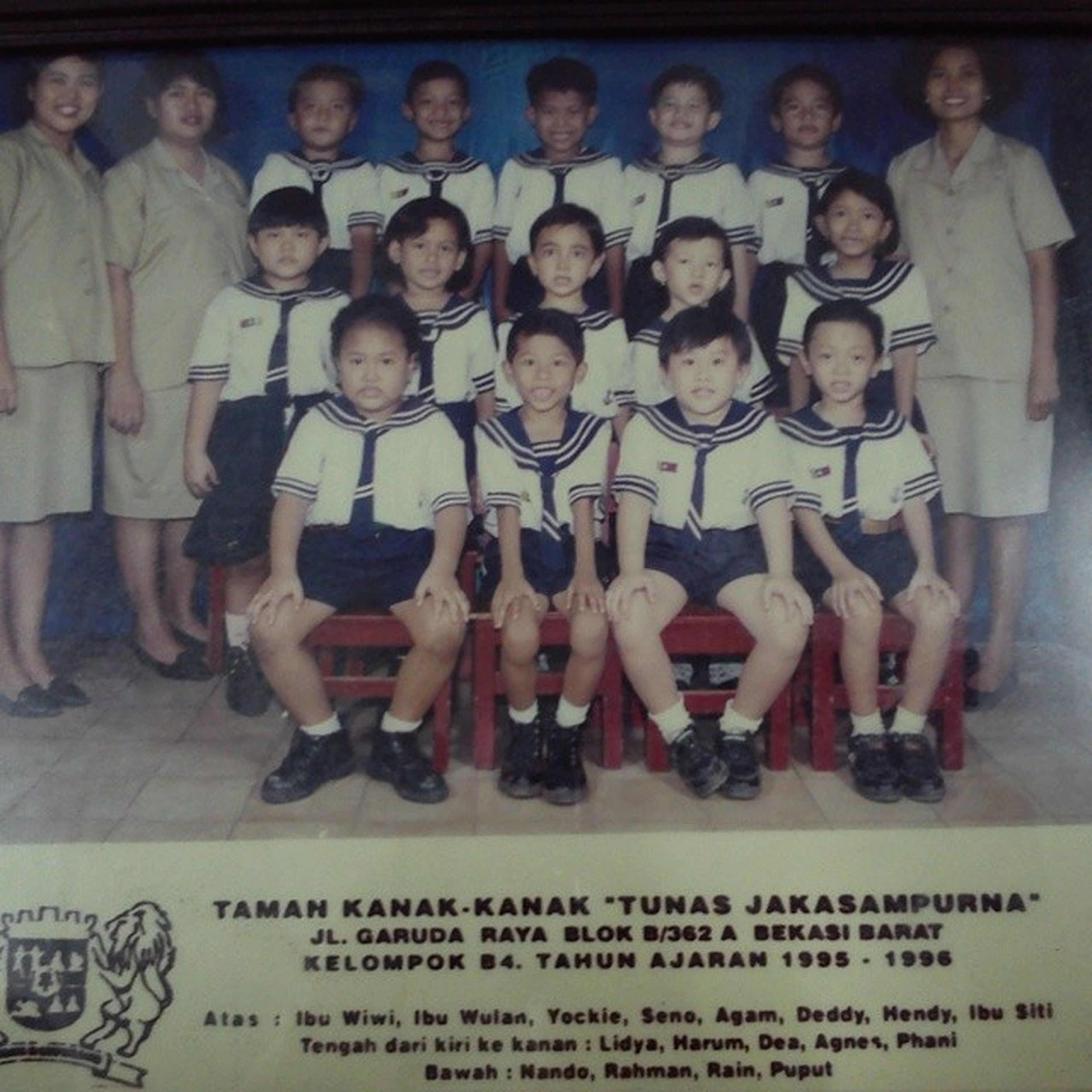 my childhood ;) Tunasjakasampurnakranji