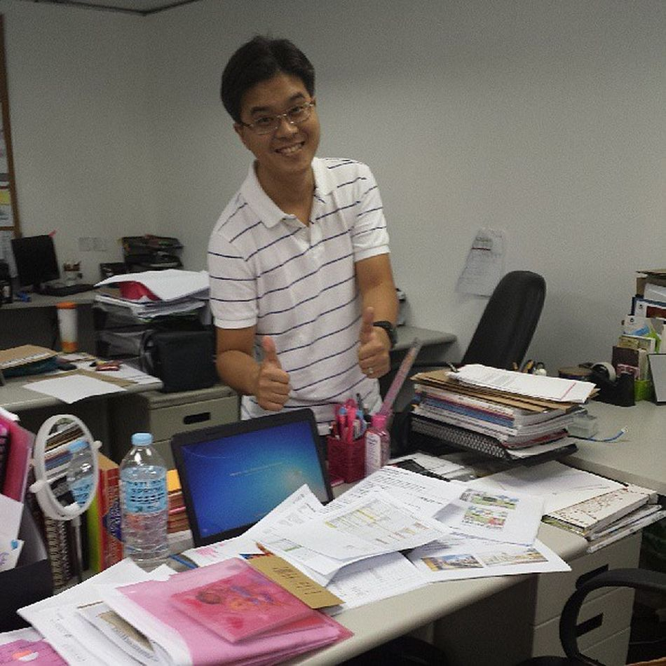 Thanks God its friday! Popeep Work Mall Leasing