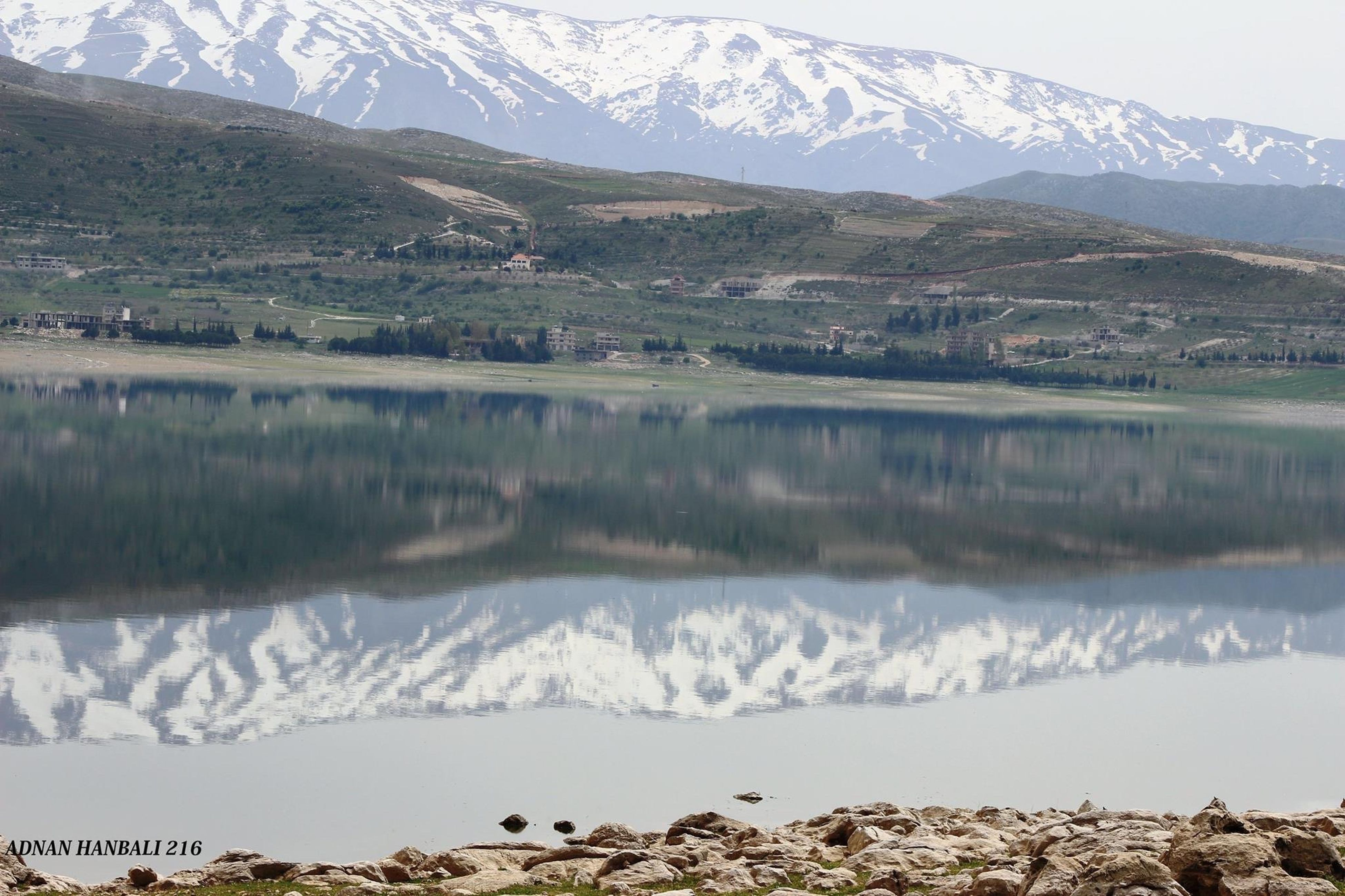 Reflection Reflection_collection Reflected Glory Reflections In The Water Reflections And Shadows Refection Mountains Mountain View Mountains And Sky Mountain_collection Lake Lake View Lakescape Snow Snow ❄