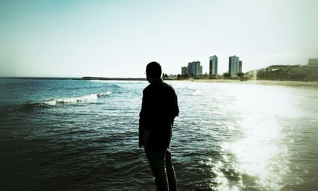 That's Me Enjoying The View