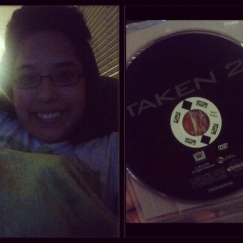 Movie night tonight. Taken2 Withnana Andsister Goodmovie shouldbeagoodnight
