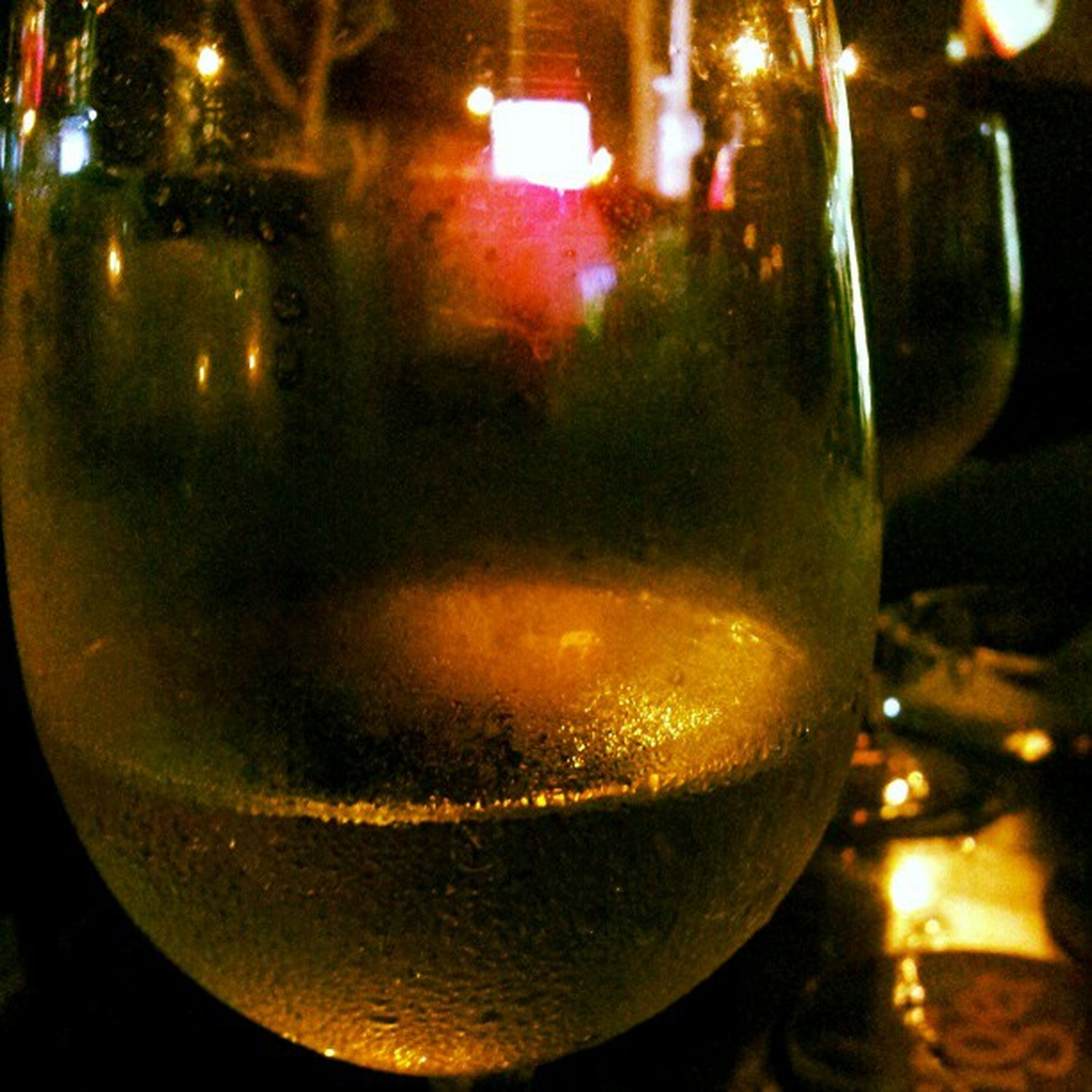 drink, food and drink, drinking glass, refreshment, indoors, glass - material, close-up, alcohol, transparent, freshness, illuminated, table, still life, focus on foreground, glass, night, wineglass, wine, no people, beer glass