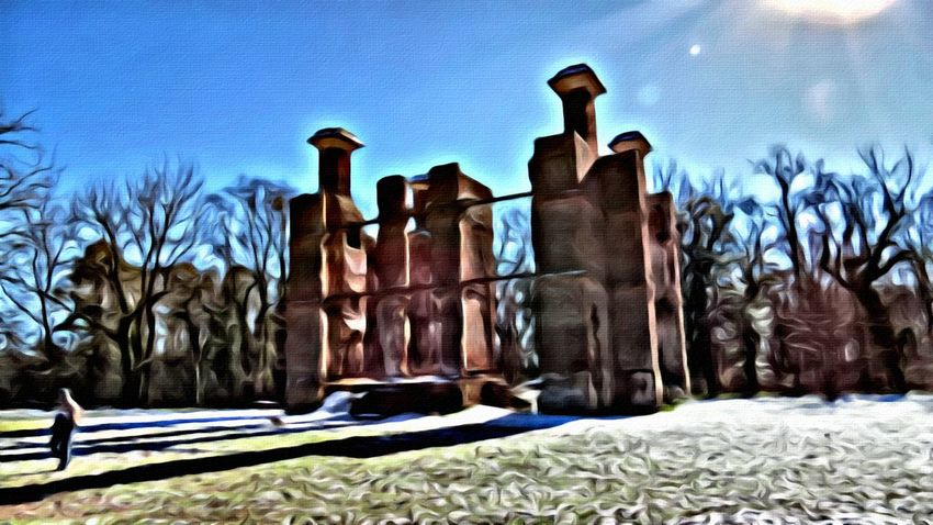 Rosewell Mansion