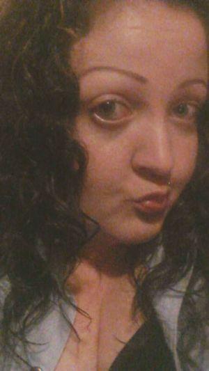 no makeup look. :-)