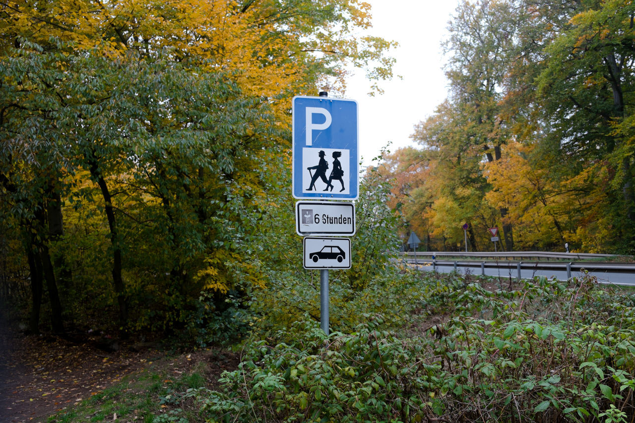 Park and Walk Car Couple Disc Parking Evidence Forest Guidance Hike Hint Information Information Sign Layby Nature Park And Walk Parking Permitted Please Note Recovery Recreation  Rest Road Sign Road Signs Sign Text TIP Walking