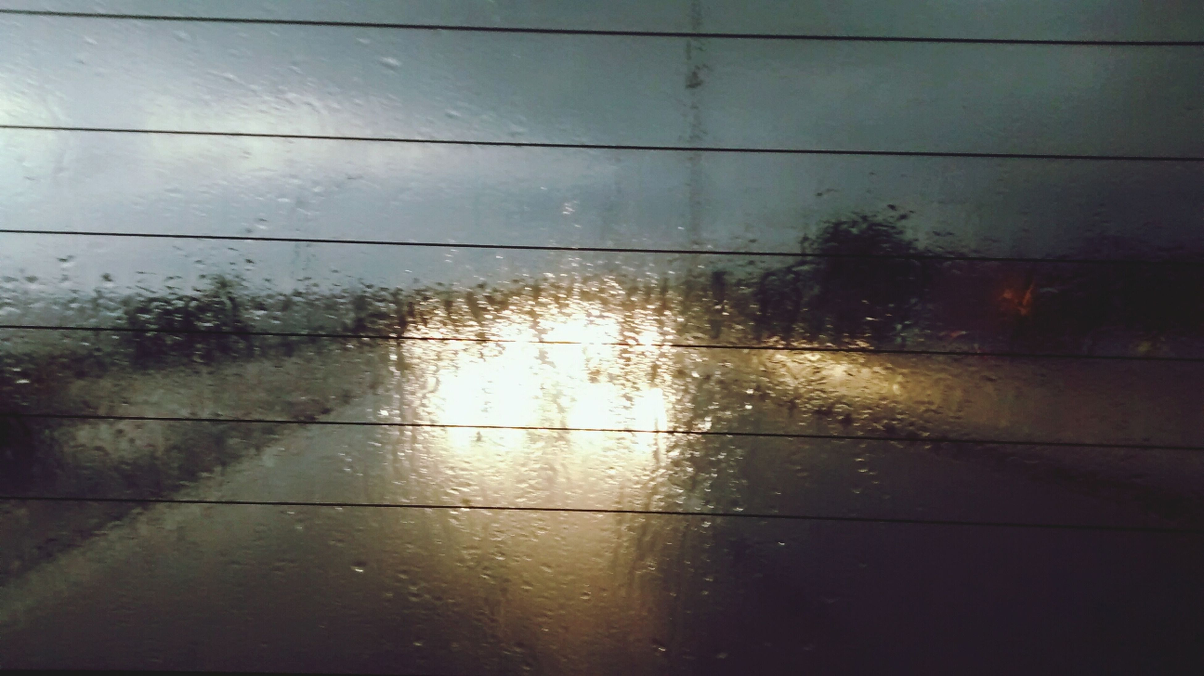 water, wet, drop, rain, window, glass - material, transparent, raindrop, indoors, weather, season, reflection, sky, full frame, backgrounds, monsoon, tree, glass, close-up, no people