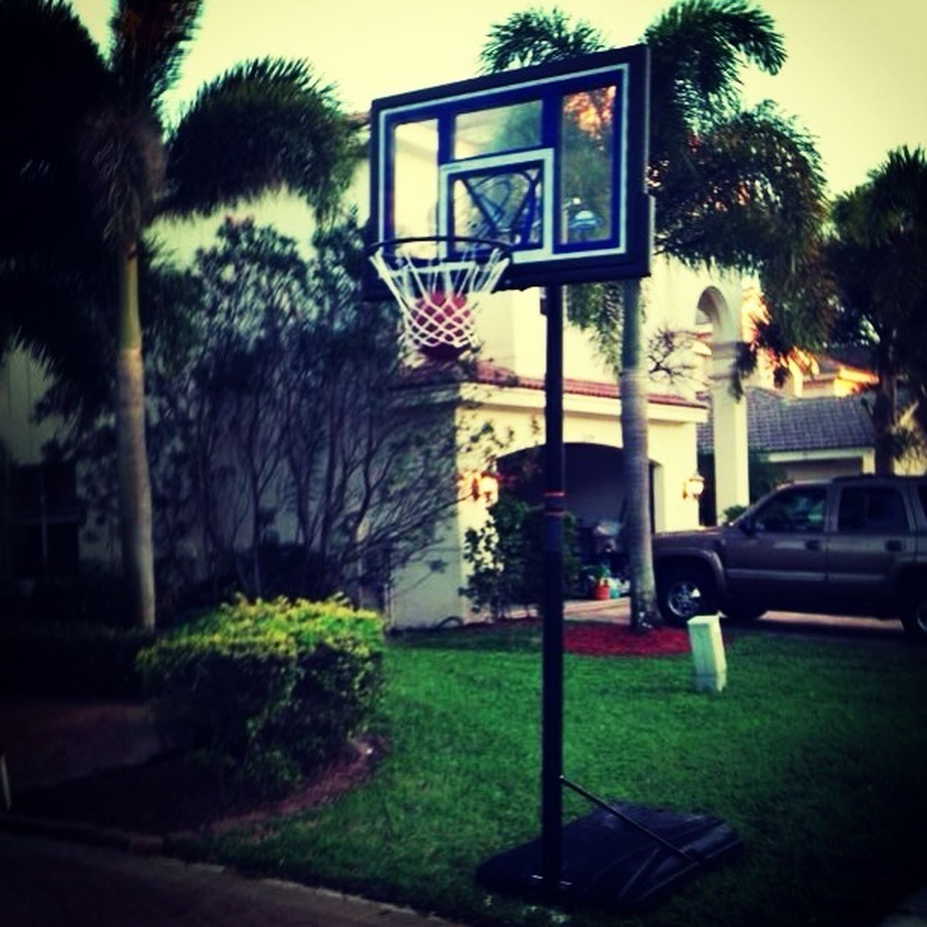 New Hoop