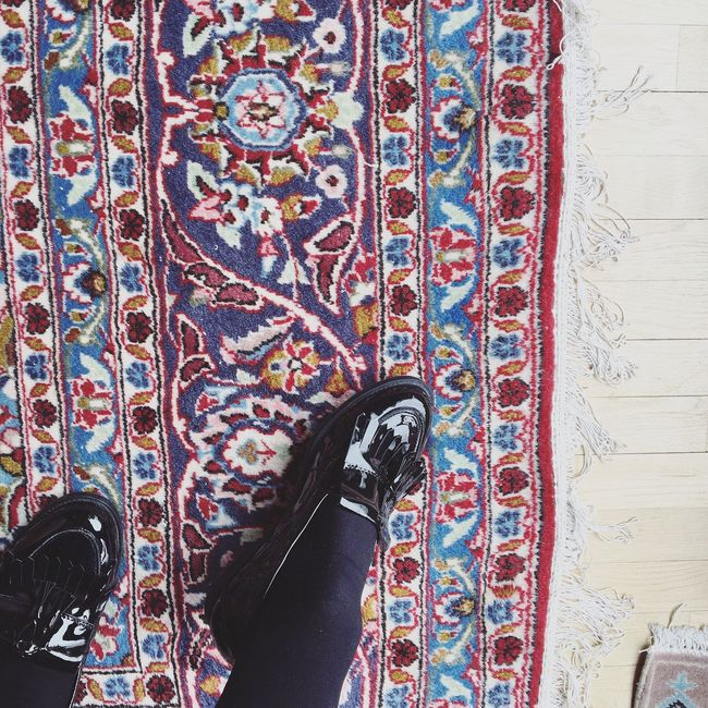 Bblogger Photography Persiancarpet Loafers