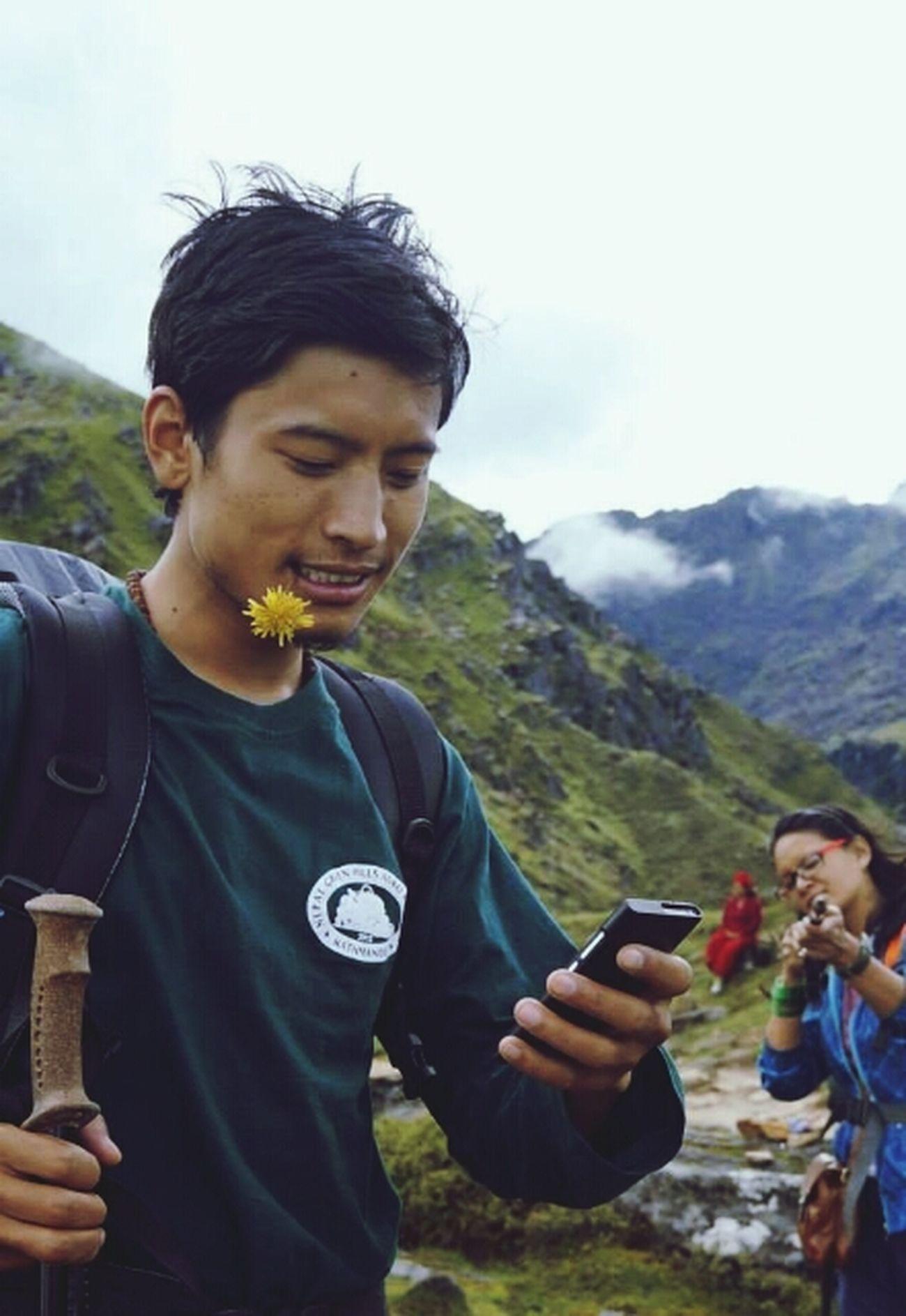 Gosaikunda trekking First Eyeem Photo