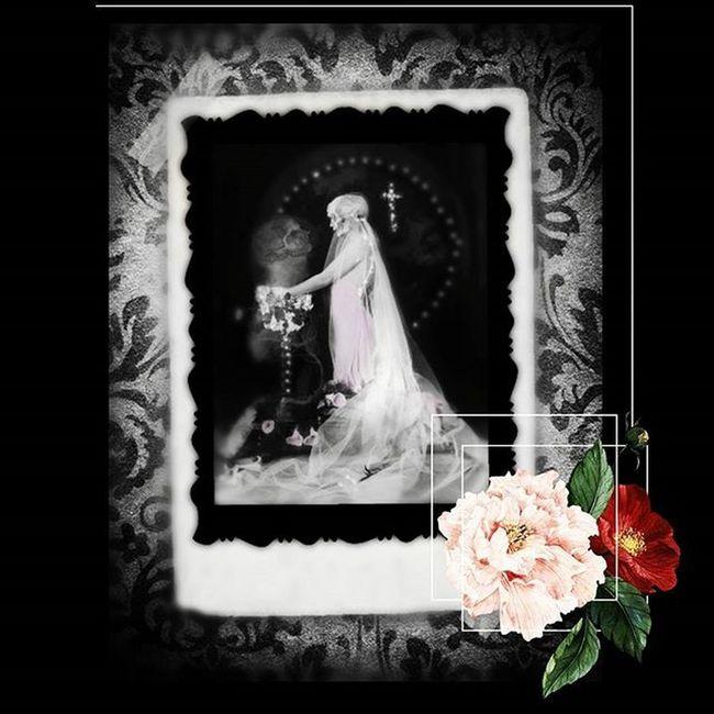Digitalart  Photomanipulation Darkart Death Victorian Gothicart Blackandwhite