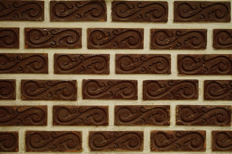 Full Frame Backgrounds No People Indoors  Pattern Arrangement Shelf Close-up Day Brick Texture Brick Wall Texture Textures And Surfaces Strong Beauty Built Structure Architecture Beauty In Nature