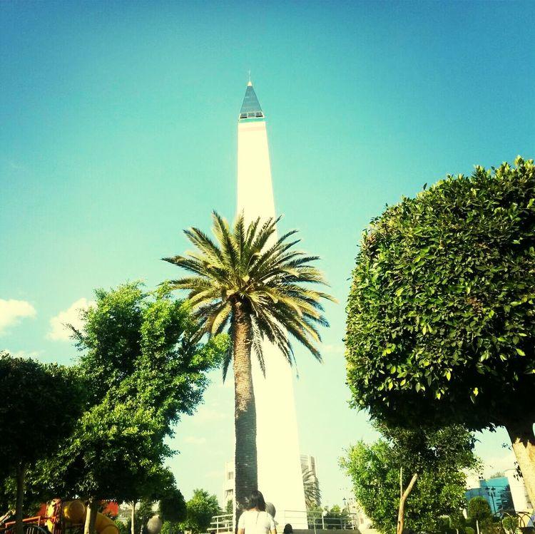 obelisco Hello World