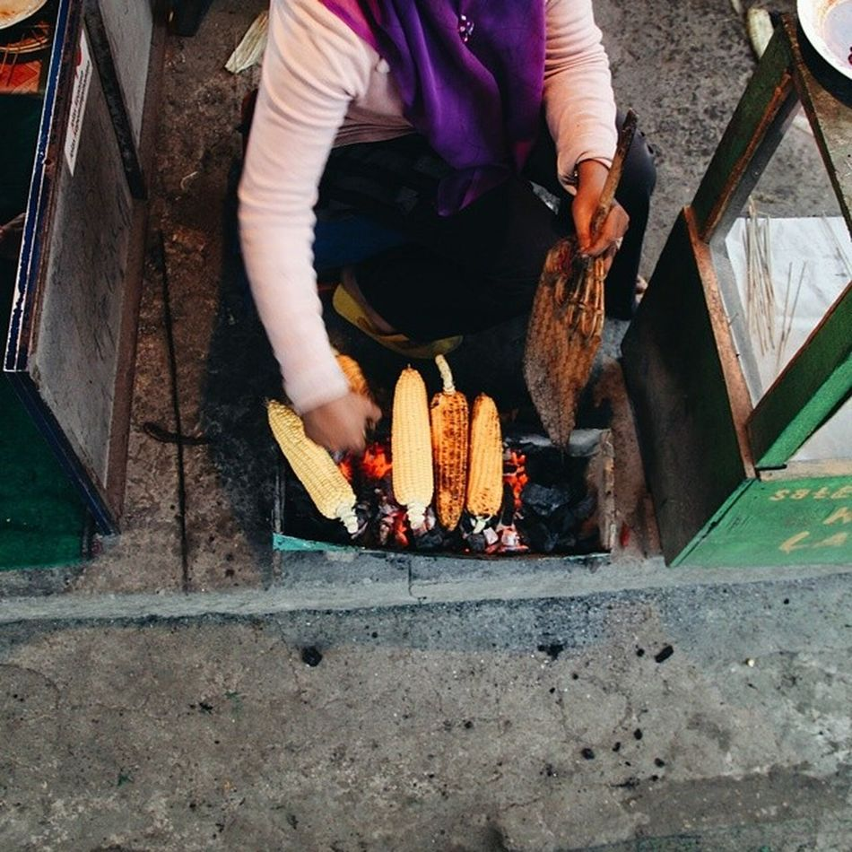 Yeah I'm ready for roasted corn ! Vscocam Vsco_id