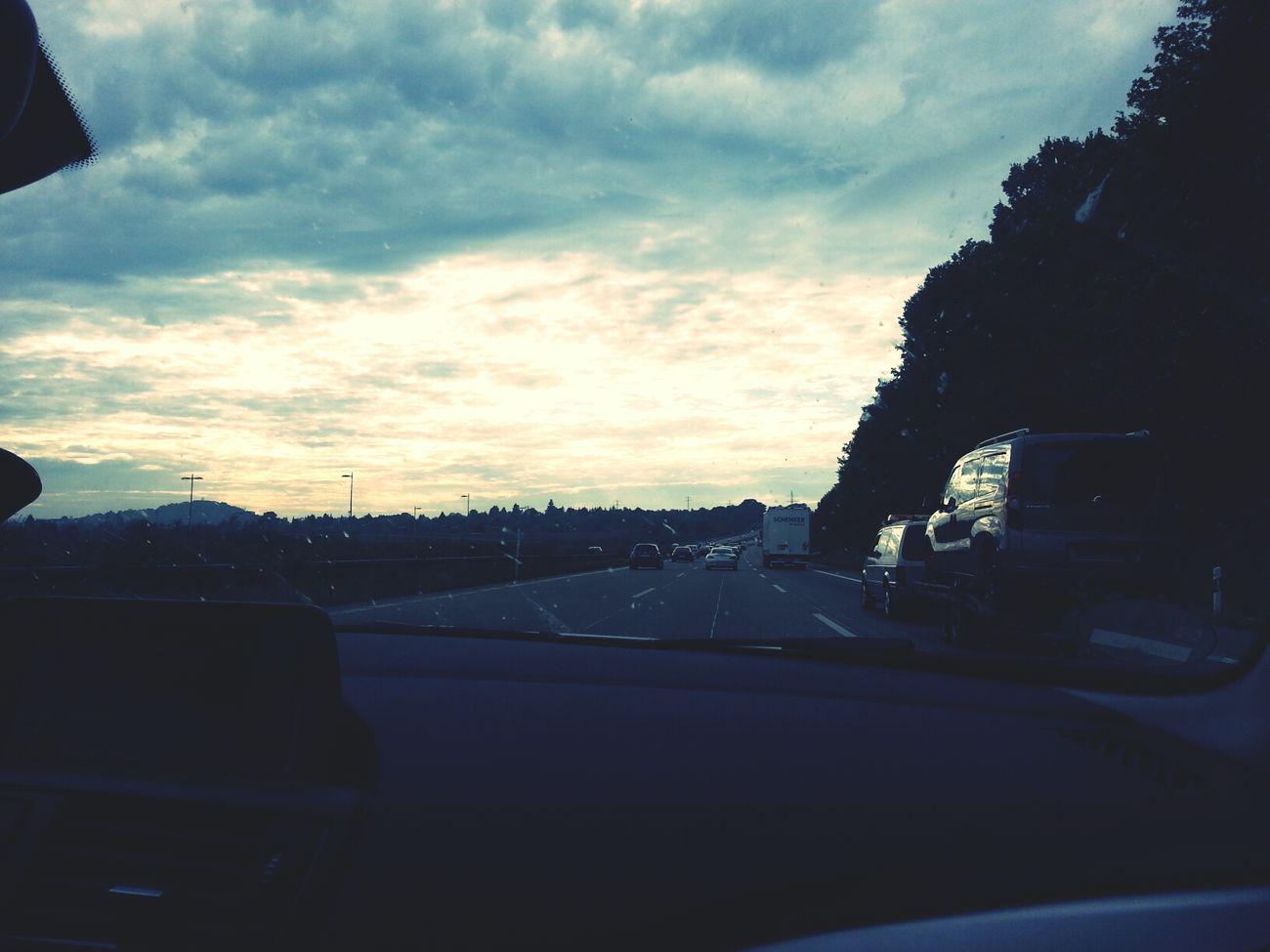 Auf Dem Weg Nach Heidelberg