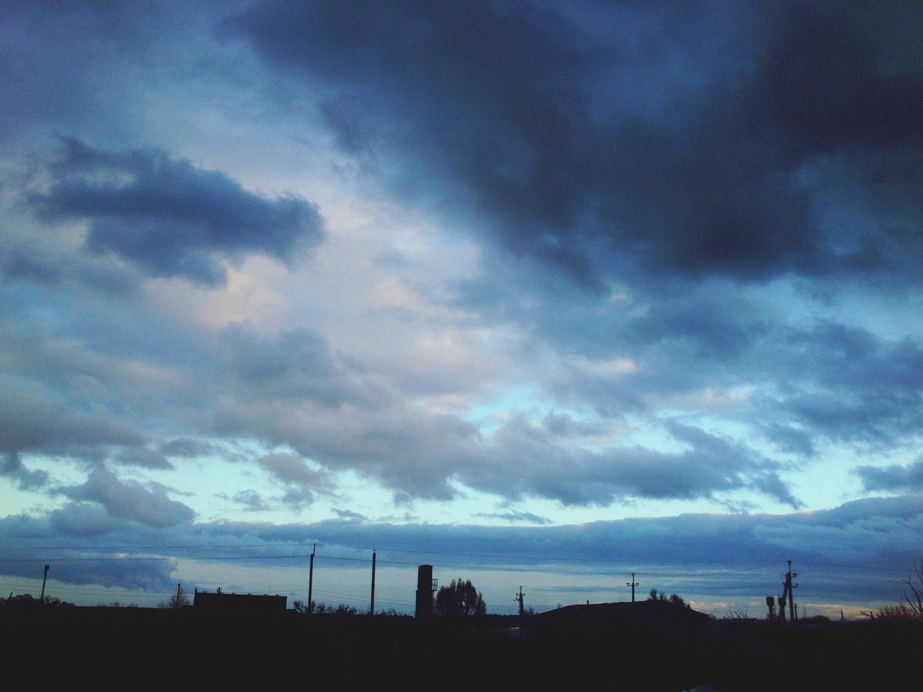 Beforetherain Sky Nature Beautiful