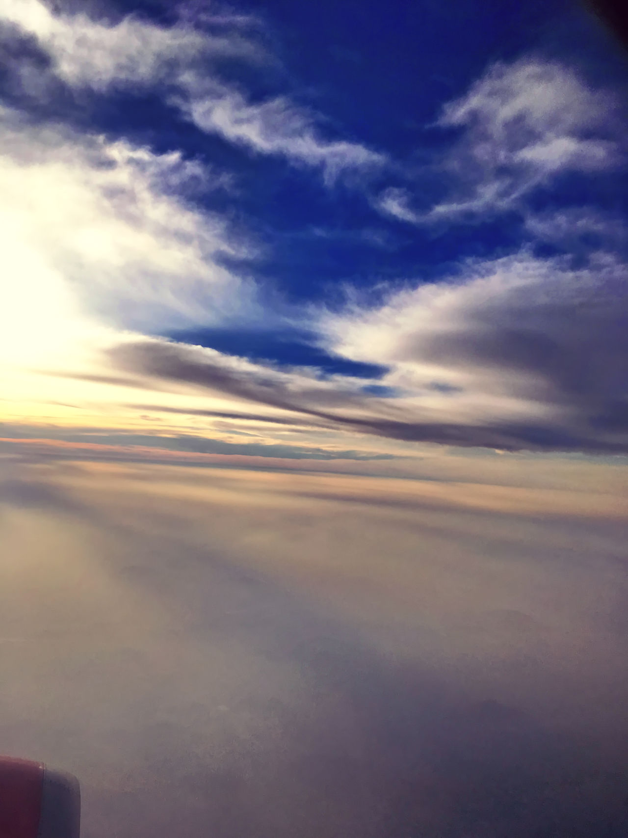 Aerial Shot Aerial View Beauty In Nature Cloud Cloud - Sky Cloud And Sky Clouds Clouds And Sky Cloudscape Cloudy Day From An Airplane Window Nature No People Outdoors Scenics Sky Sky And Clouds Sky Collection Sky_collection Sunset Sunset_collection Tranquil Scene Tranquility Water