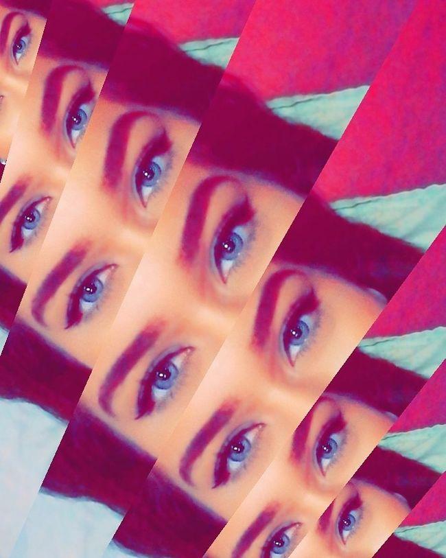Eyeshadow And Eyesblues