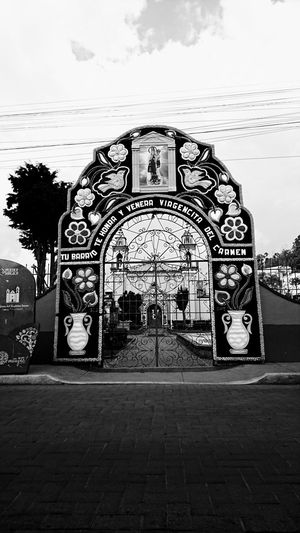 Churches Iglesias Mexicanas Walking Around Traditional Place Latin American Culture Belong Anywhere No People From My Point Of View Blackandwhite Photography
