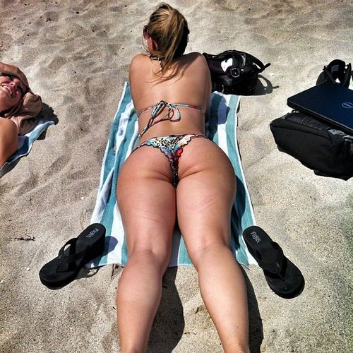 My lovely view! Mygfishotterthanyours SoBe Miami Beach fun sun