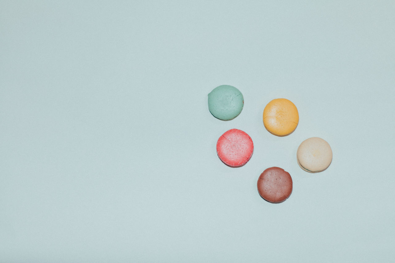 Redefining Blue Monday Lighter & Brighter Muted Colors Abstract Colorful Enjoying Life EyeEm Best Shots EyeEm Gallery Eyeemphoto Fine Art Food Freshness Hello World Lovely Minimalobsession Multi Colored Pastel Pretty Simple Beauty Still Life Minimalism Macarons Holiday Desserts Getting Inspired