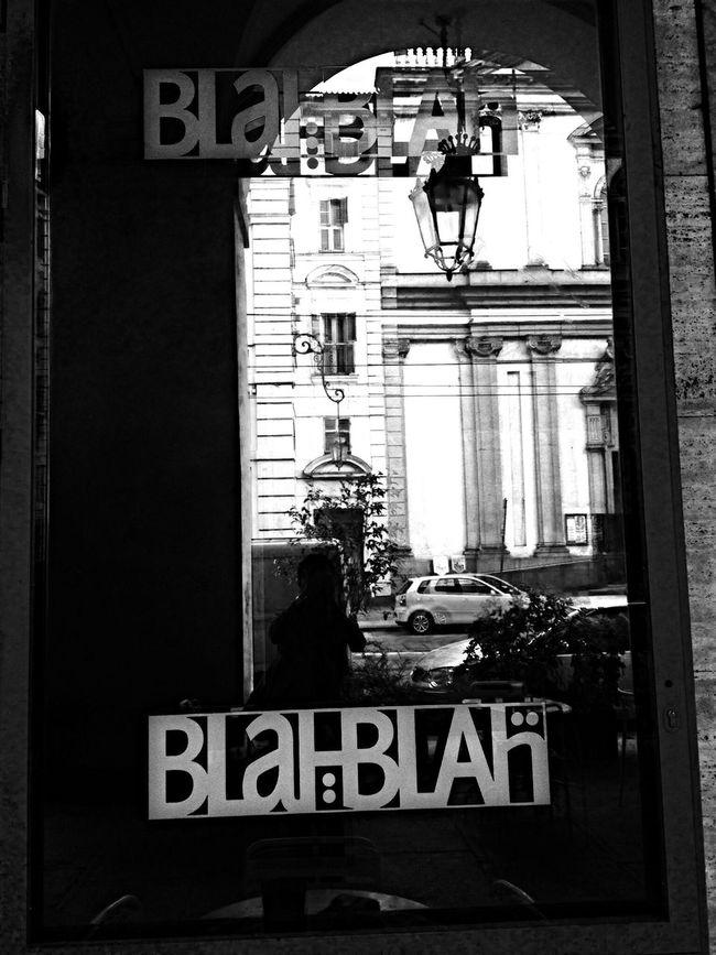 My reflection on the mirror Taking Photos Turin Solitude Bla Bla