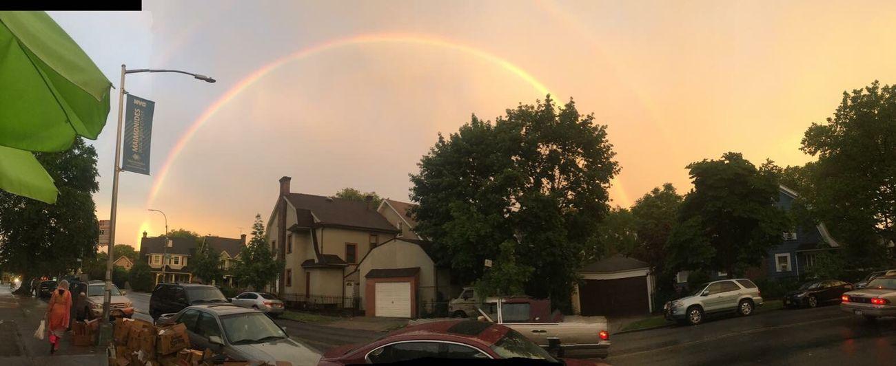 Rainy Days Rainbow