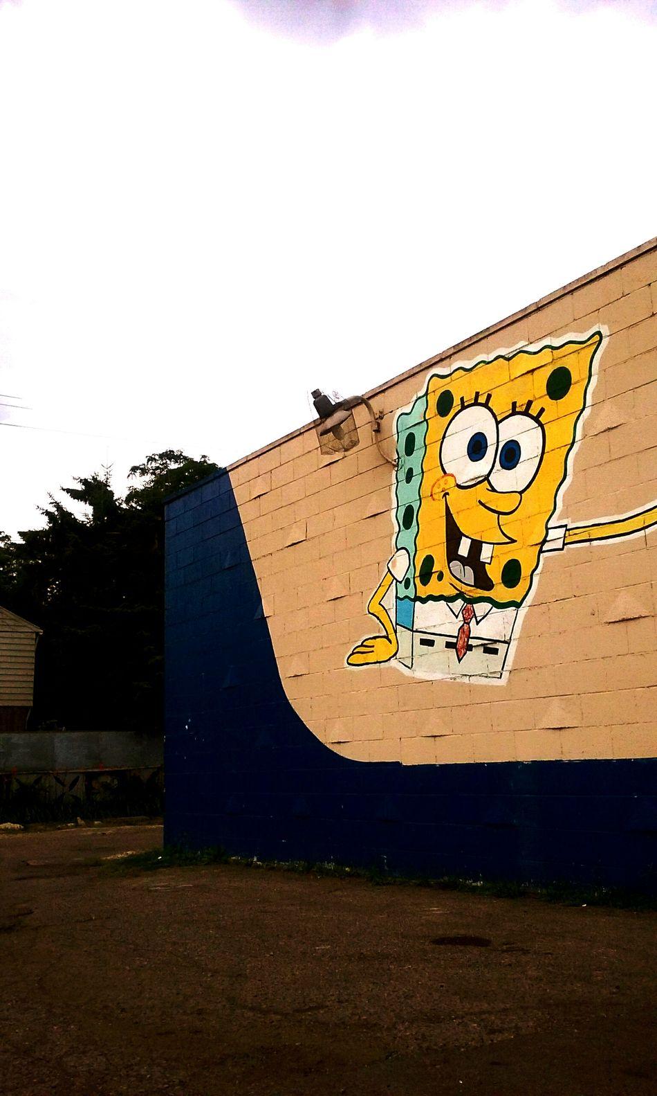 Ghetto Art. ✈ Spongebob♥ Detroithustlesharder