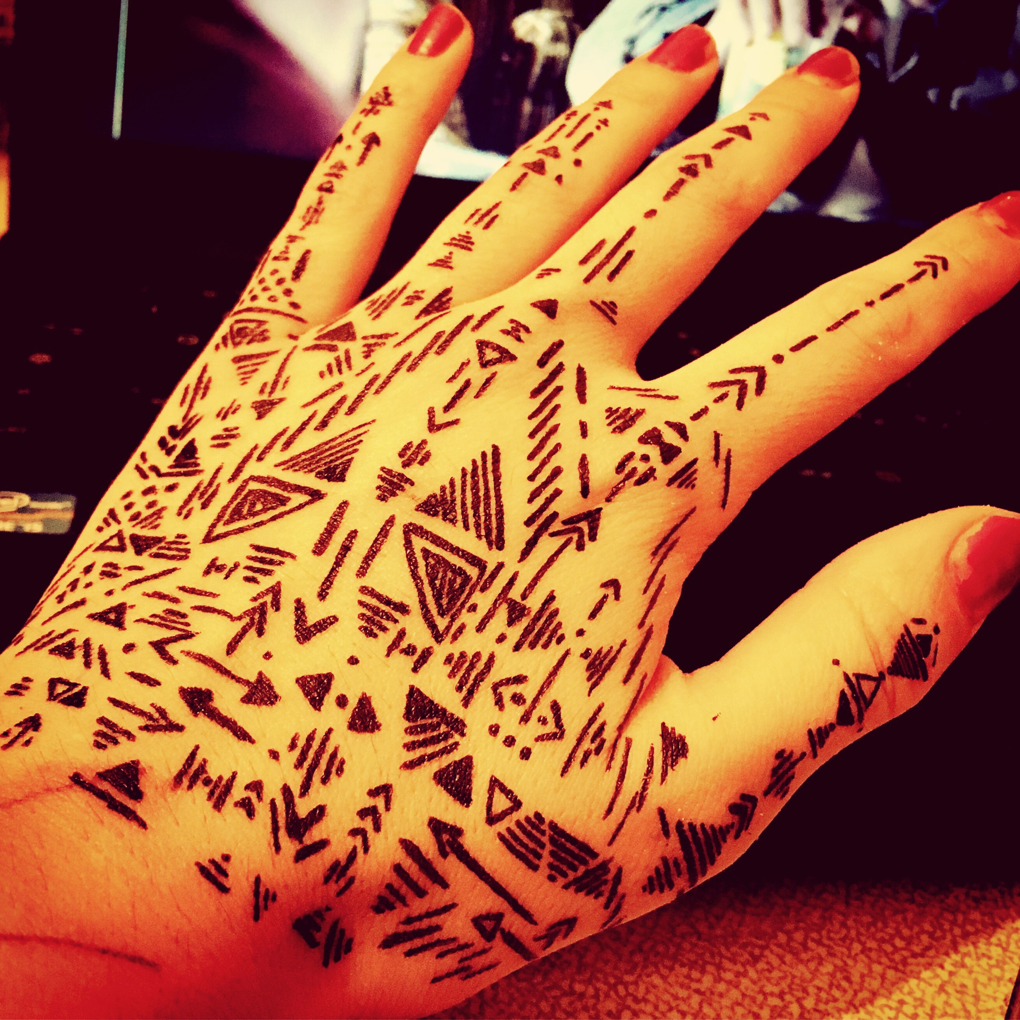 creativity, human hand, one person, close-up, indoors, human body part, day