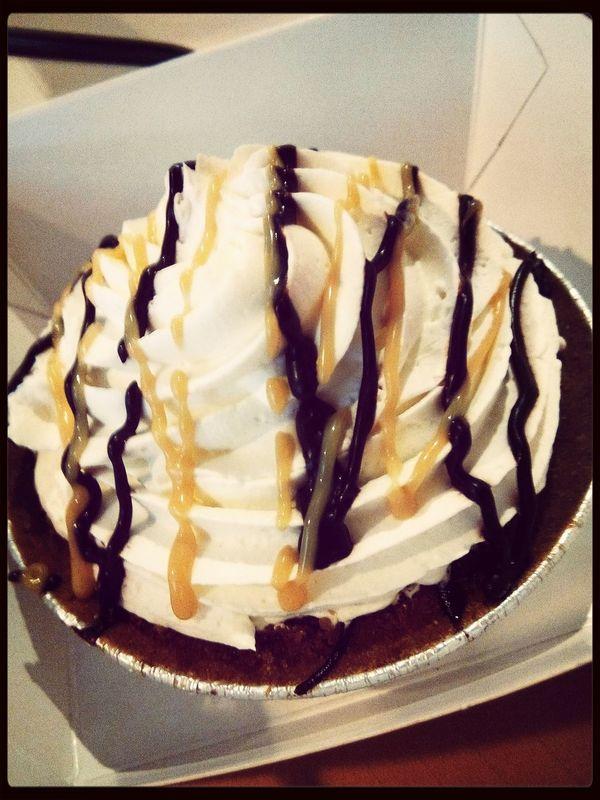 Banoffee Pie Yummy Favorite something to start my morning.
