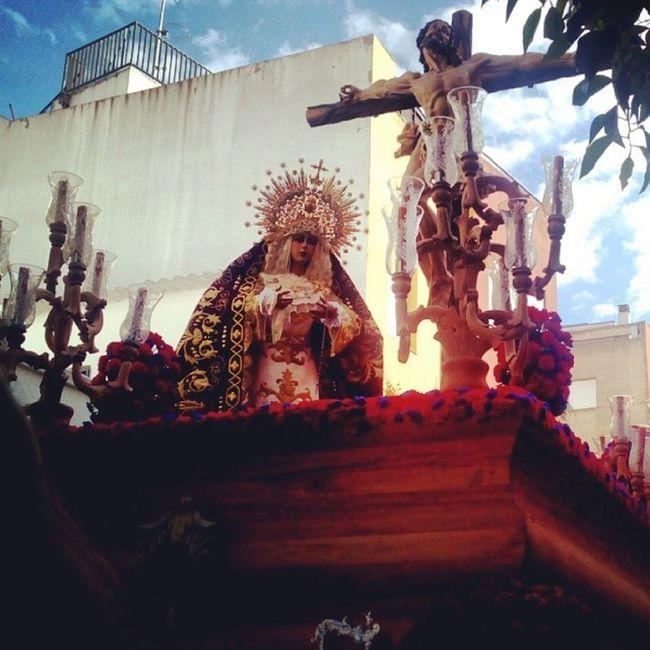 Clemencia y Fe Cuaresma2014 Sevillahoy