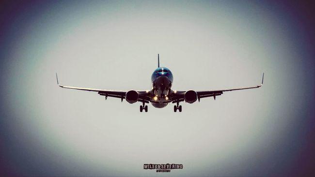 Avião sky Plane