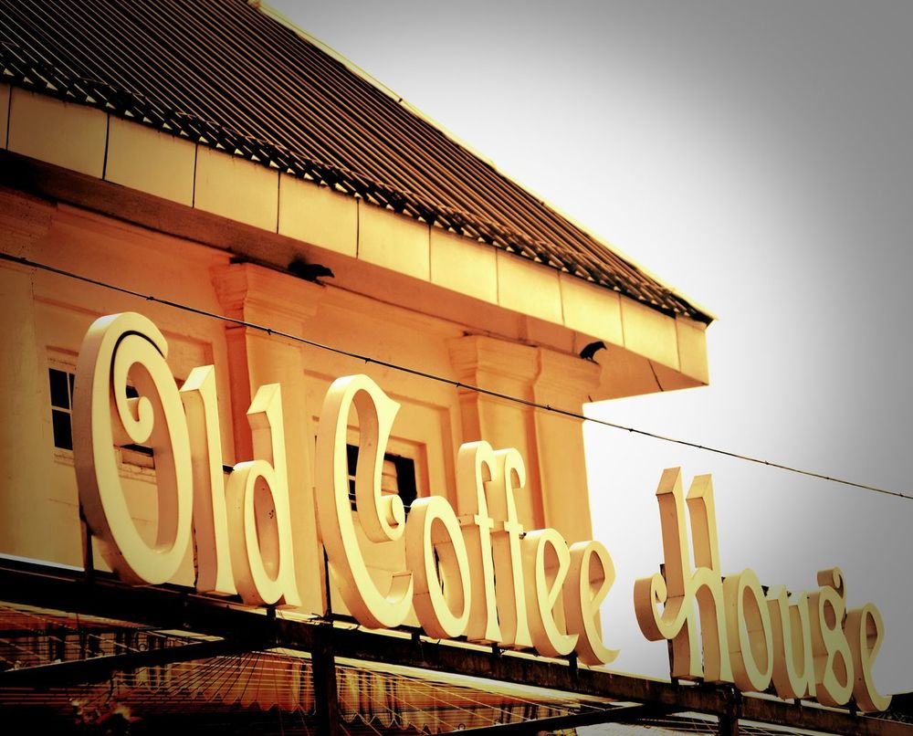 Building Exterior Architecture No People Outdoors Day Coffee Beachphotography Shankumugham Kerala Gods Own Country