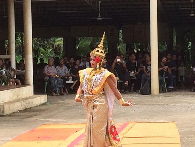 ความงดงามของนาฏศิลป์ไทย